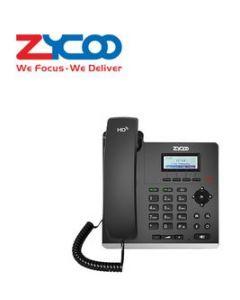 Coofone-H81 ZYCOO IP phone 2 SIP Lines